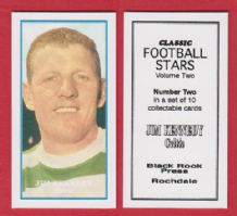 Glasgow Celtic Jim Kennedy Scotland